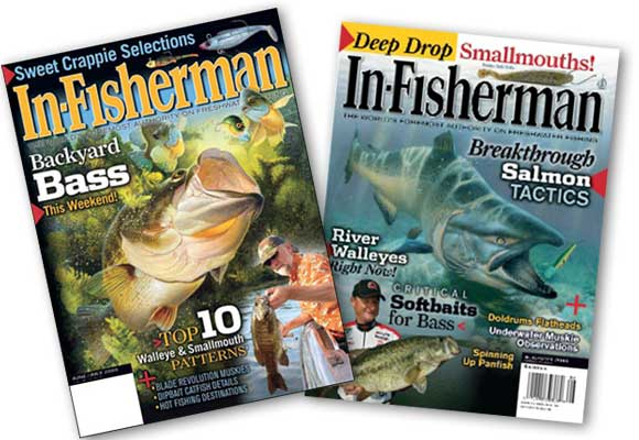 In-Fisherman subscription