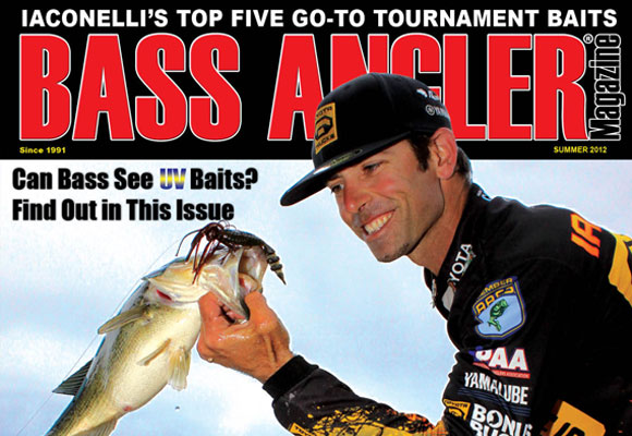 Bass angler magazine fantastic fishing articles angler for Bass fishing magazine