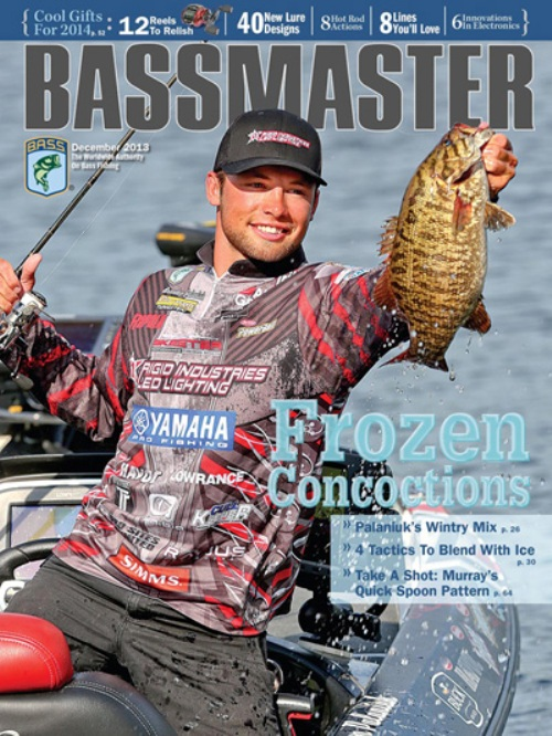 Bassmaster magazine subscription discount bass fishing for Bass fishing magazine