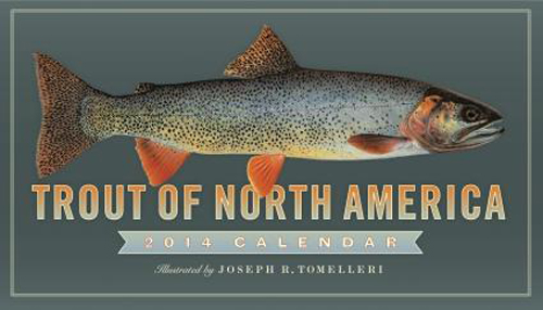 Trout of North America 2014